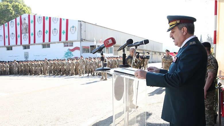 تخريج جنود إناث في الوروار بحضور رئيس الأركان