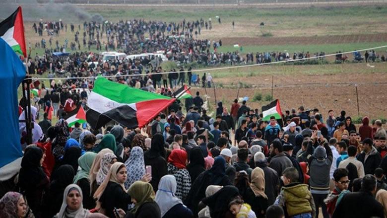 """غزة تستعد للمشاركة في جمعة """"معا لمواجهة التطبيع"""""""