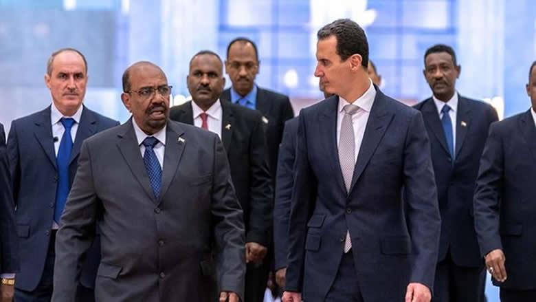 """البشير فشل بمهمته السورية: الأسد """"منبوذ"""" ويراقب السودان.. ولهذا أردوغان قلق!"""