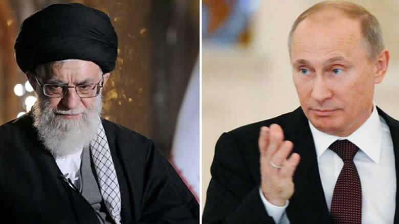 لمن الكلمة الأخيرة: بوتين أم خامنئي؟