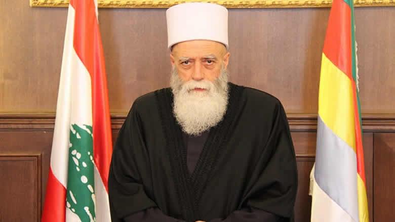 الشيخ حسن يتصل بالرئيسين عون وسليمان والبطريرك الراعي معايدا