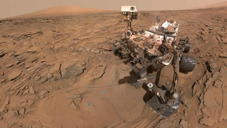 رصد أول زلزال على سطح المريخ