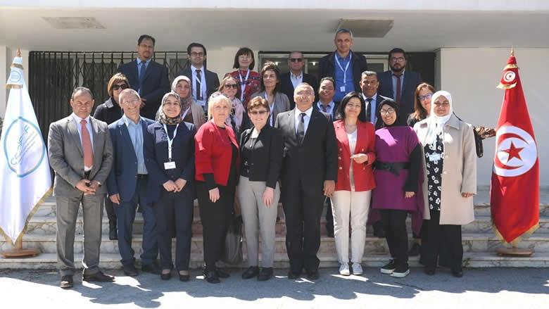 لبنان شارك في الإجتماع الـ 5 لمنتدى مؤسسة التدريب الأوروبية لضمان الجودة في التعليم المهني بتونس