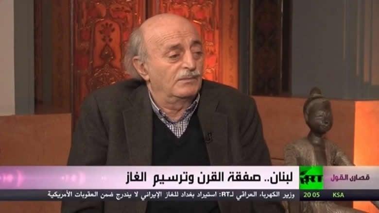 بالفيديو- جنبلاط يكشف عن مفاوضات سورية- إسرائيلية عبر موسكو: الأسد أكبر كذاب في العالم!
