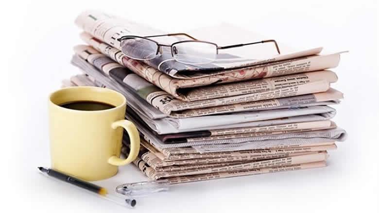 اسرار وعناوين الصحف ليوم الاربعاء 3 نيسان 2019