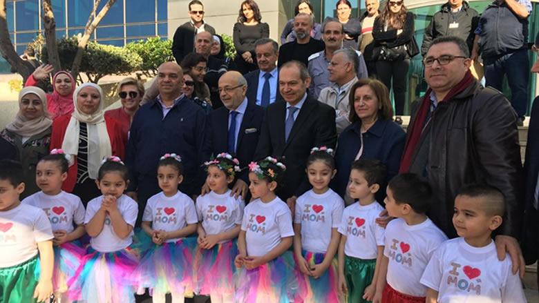 شهيب أطلق مسيرة الربيع التربوية في بيروت