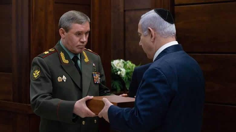 """روسيا و""""الممانعة"""" وتابعهما الأسد في خطب ودّ إسرائيل"""