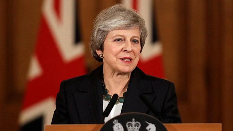 ماي تطالب الاتحاد الأوروبي إرجاء بريكست حتى 30 حزيران