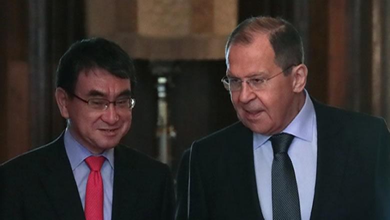 لافروف: الخلافات حول معاهدة السلام مع اليابان لا تزال كبيرة