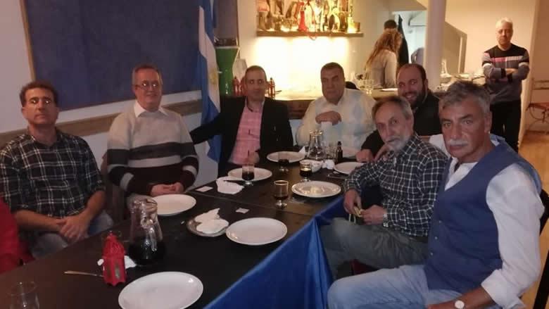 """عشاء لـ""""الجمعية الدرزية الارجنتينية"""" في بونس ايرس"""