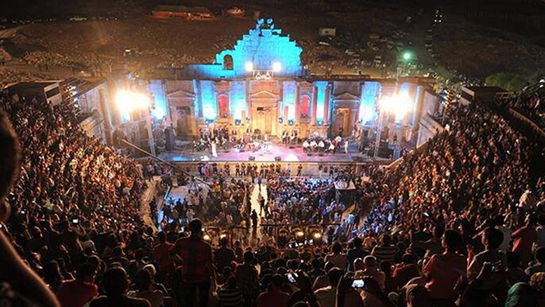 استعدادات مهرجان جرش للثقافة والفنون
