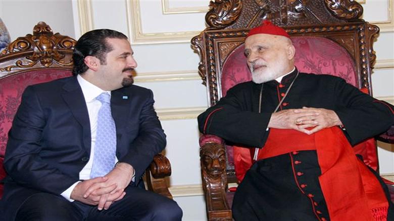الحريري نعى صفير: يترك صفحة مشرقة في تاريخ لبنان
