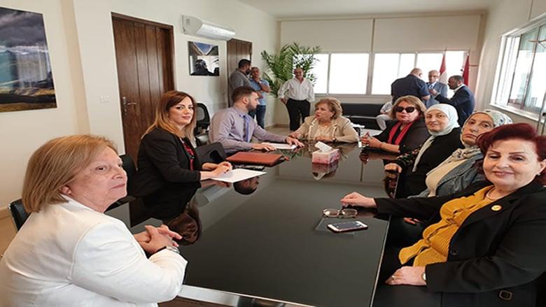 """تيمور جنبلاط استقبل """"النسائي اللبناني"""" ووعد بدراسة اقتراحه لكوتا نسائية في البلديات"""