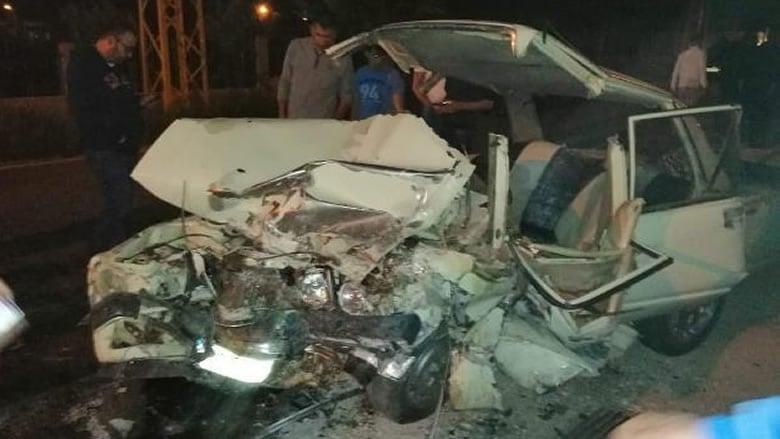 حادث سير مروّع في راشيا ووفاة مختار عين عطا السابق