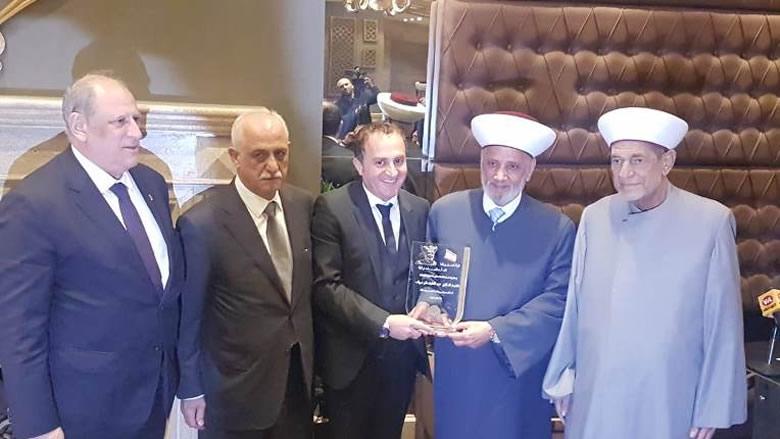 المفتي دريان خلال افطار تكريمي له في أملين: للالتفاف حول الحريري