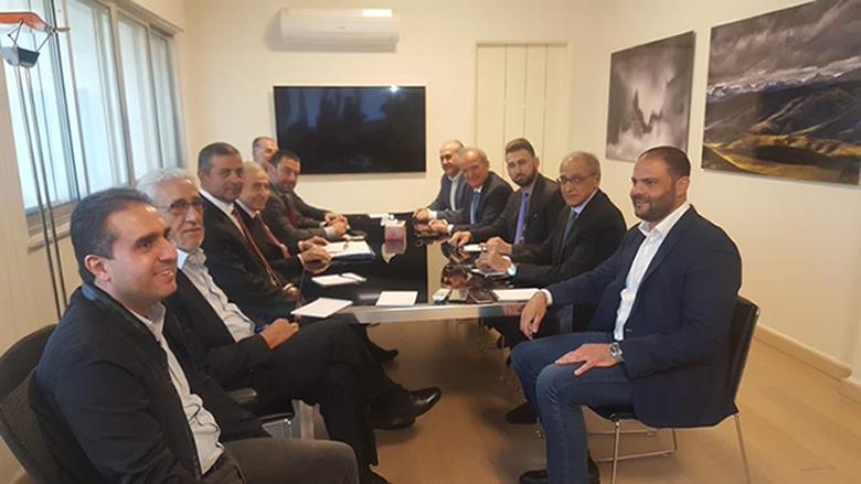 تيمور جنبلاط يغرد عن إجتماع كتلتي اللقاء الديمقراطي والتنمية والتحرير