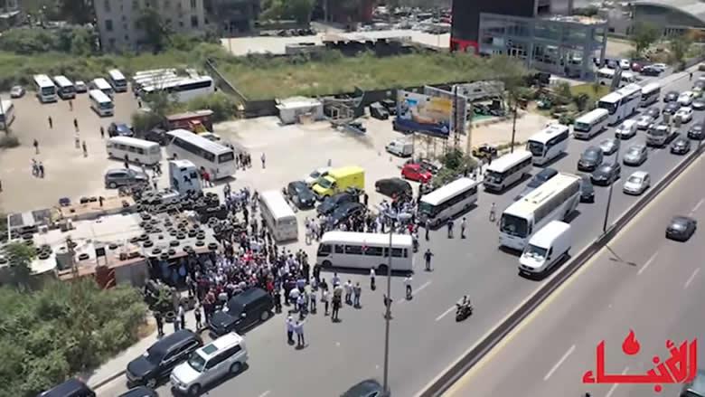 #فيديو_الأنباء: الجبل يشارك في وداع البطريرك صفير.. رسالة وفاء وتقدير