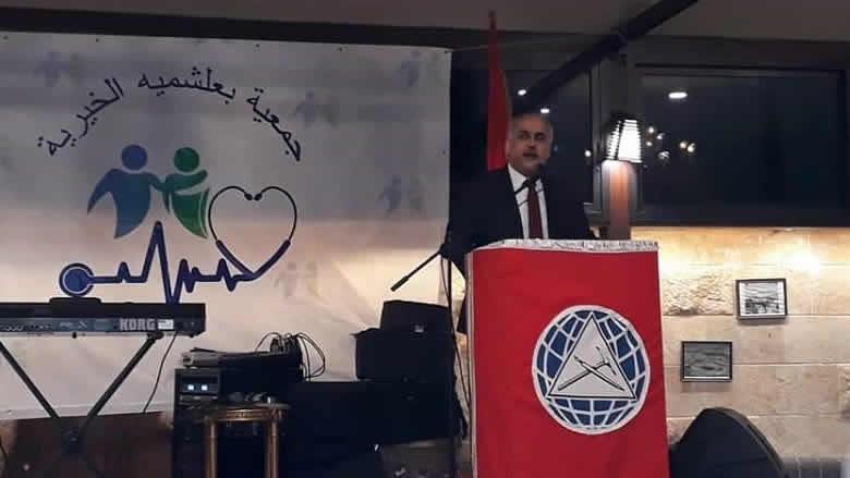 ابو الحسن من بعلشميه: سيبقى حزبنا الحريص على الوحدة الوطنية والقضايا الإنسانية
