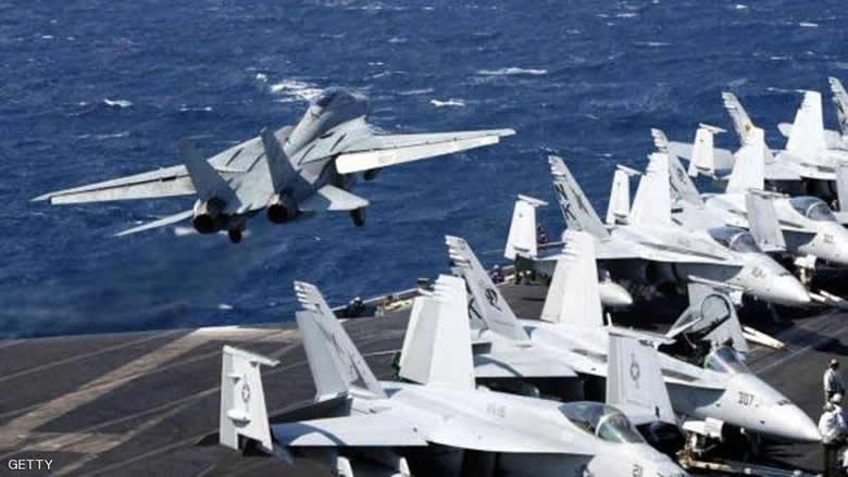 تحذير أميركي للطائرات أثناء التحليق فوق الخليج