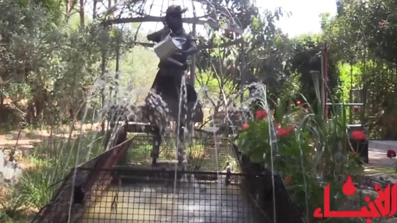 #فيديو_الأنباء: شارل نصّار... من شظايا حرب إلى مجسّمات سلام