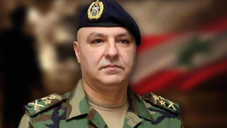 قائد الجيش للعسكريين: ما زلتم أوفياء للقسم رغم التنكّر للوعود