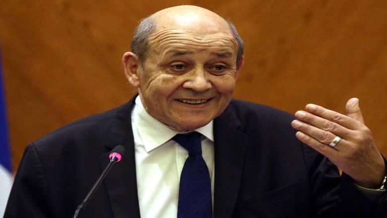 """وزير الخارجية الفرنسي: أوروبا مهددة بـ""""التفكك"""""""