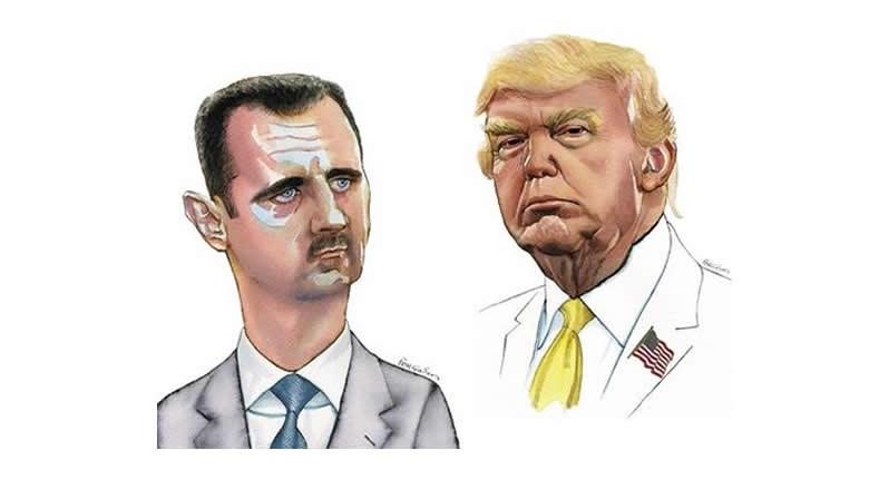 """""""المونيتور"""": واشنطن تكثّف الضغوط السياسية والاقتصادية على الأسد.. وهذه التفاصيل!"""