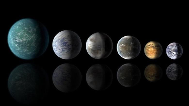 """اكتشاف 10 كواكب """"خفية"""" بحجم الأرض"""