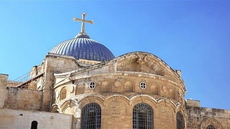 إطلاق مشروع لترميم أرض كنيسة القيامة في القدس