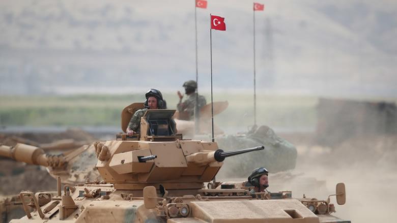 تركيا تطلق عملية عسكرية شمالي العراق