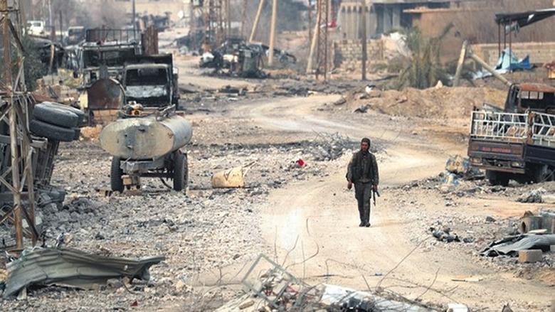 التخبط الدولي إزاء المسألة السورية