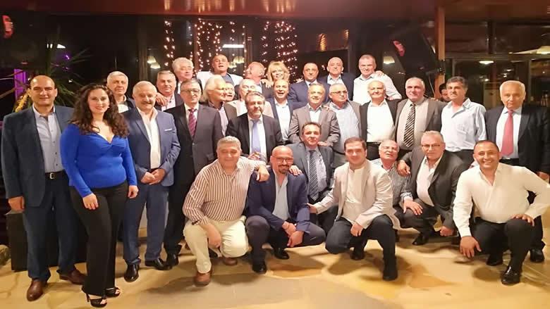 حفل عشاء جامع لنادي خريجي بيلاروسيا