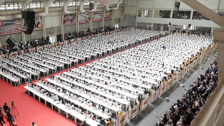 لبنان يستضيف المسابقة العالمية للرياضيات بمشاركة 1300 طالباً وطالبة