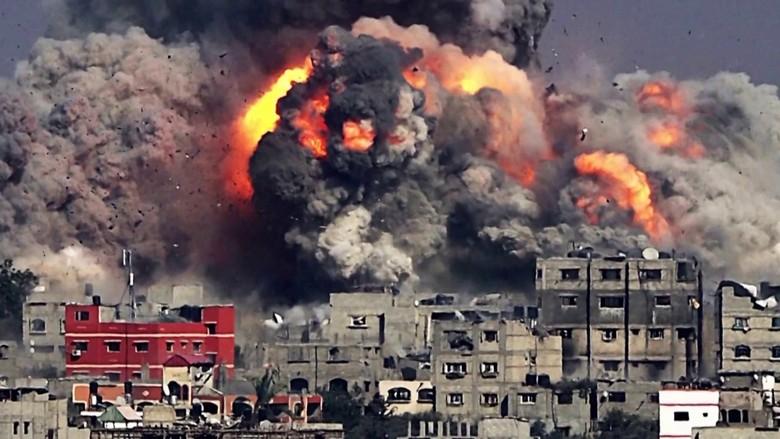 إنها فلسطين مجدداً... متى تُستعاد؟