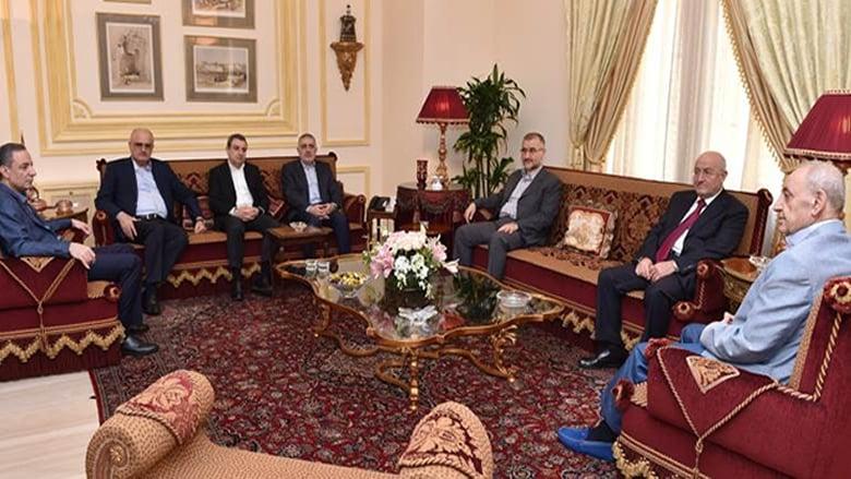لقاء حزب الله والاشتراكي: أقلّ من مصالحة