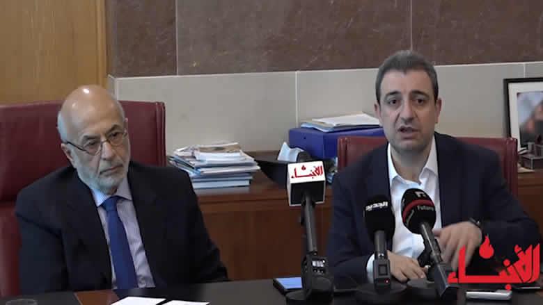"""#فيديو_الأنباء: وزيرا """"التقدمي"""" يطلقان مشروعاً مشتركاً بين الصناعة والتربية حول فرص العمل"""