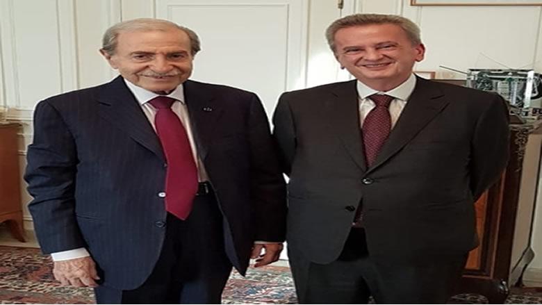 الخليل يُطمئن اللبنانيين بعد لقائه سلامة: الليرة صامدة بقوة