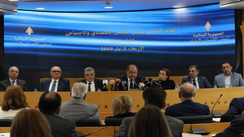 عربيد رد على منتقدي المجلس الاقتصادي: ميثاقي وعليكم ان تعتادوا على وجوده