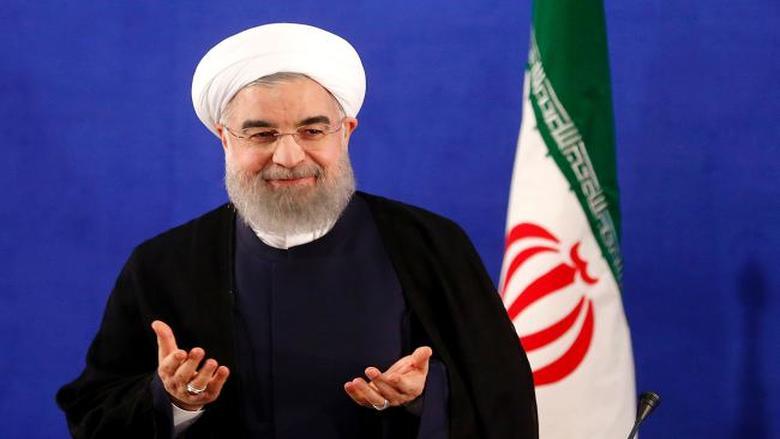 روحاني يرحب بمفاوضات مع واشنطن غير مبنية على إعطاء الأوامر