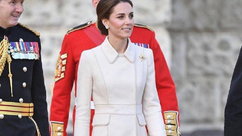 كيف كانت إطلالة كيت ميدلتون خلال إحتفال لها في لندن؟