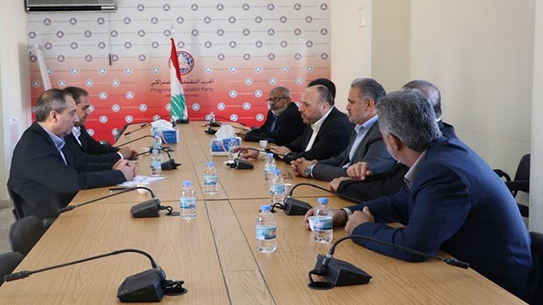 """""""حماس"""" تلتقي قيادة """"التقدمي"""": لتوحيد الصف الفلسطيني في مواجهة التحديات"""