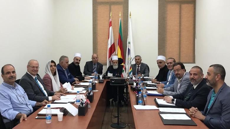 """المجلس المذهبي يؤكد على """"الطائف"""" ويدعو لعدم المس بالاغتراب"""