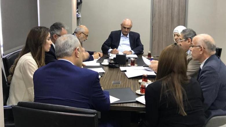 إجتماع بين شهيب وحسن خليل لحل ازمة الجامعة اللبنانية