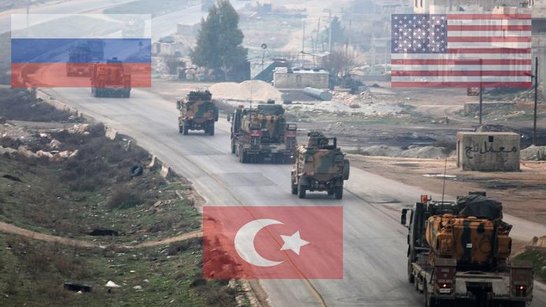 صراع أميركي ـ روسي ـ تركي على مستقبل إدلب