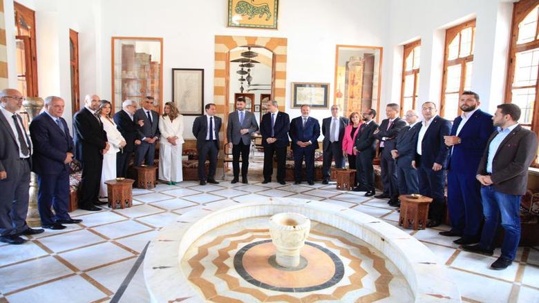 تيمور جنبلاط: سنحافظ على المصالحة ونحصنها بإستمرار