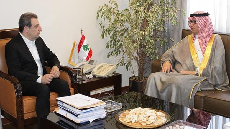 أبو فاعور بعد لقائه البخاري: ما يعلنه البعض لا يعبر عن الموقف اللبناني