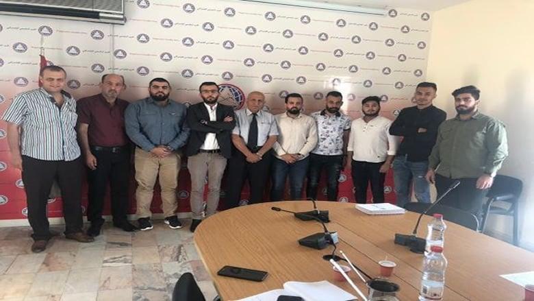 """اجتماع """"الشباب التقدمي"""" مع """"المنظمات الشبابية الفلسطينية"""" واتفاق على تعزيز التواصل"""