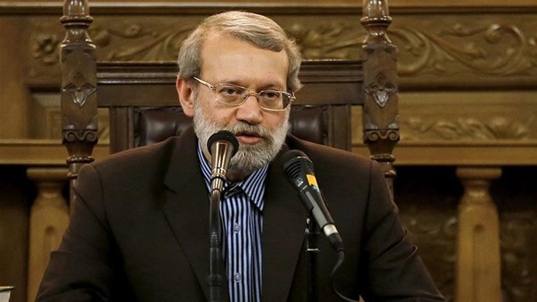 لاريجاني: الخطة الأمريكية للسلام ستعزز المقاومة الفلسطينية