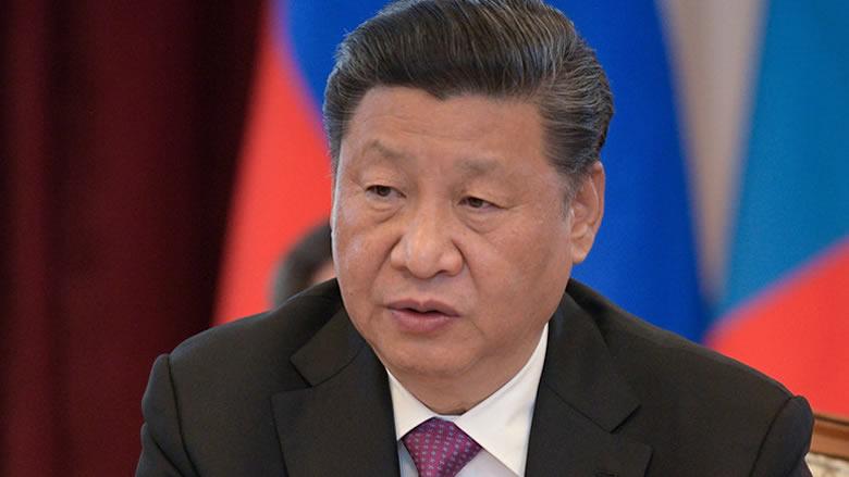 الرئيس الصيني: منطقة الخليج في وضع حساس للغاية