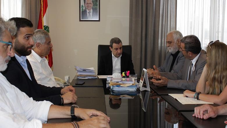 أبو فاعور: لن نوفّر وسيلة قانونية لحماية الصناعة الوطنية